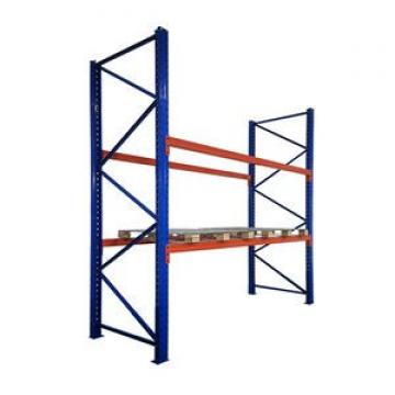 Stable High Capacity Steel Metal Platform Mezzanine Floor Pallet Rack Storage Steel Structure