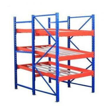 High Quality Industrial Rolling Steel Shelving Storage Rack Carton Flow