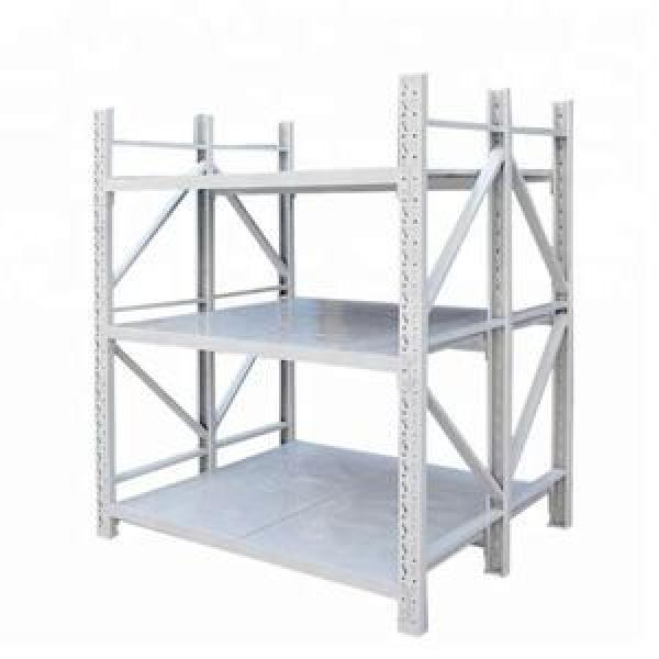 Iracking Metal Longspan Shelving for Industrial Warehouse Storage Solutions