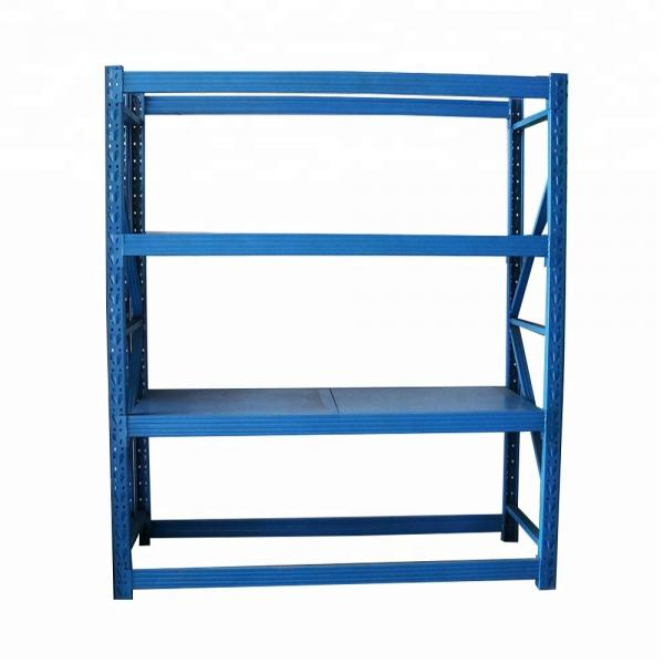 Customized Selective Warehouse Pallet Storage Racking Shelving with Ce Certificate