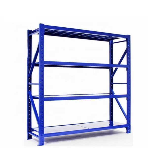Powder Coating Heavy Duty Metal Steel Stacking Storage Truck Tire Rack for Warehouse